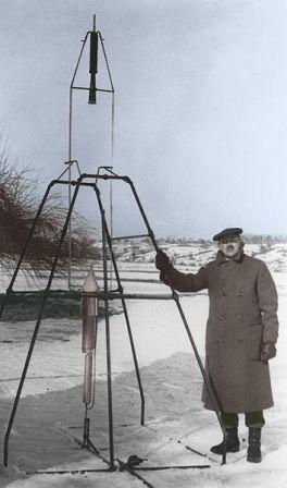 Fusée de Robert Goddard