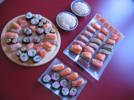 Des bons sushis